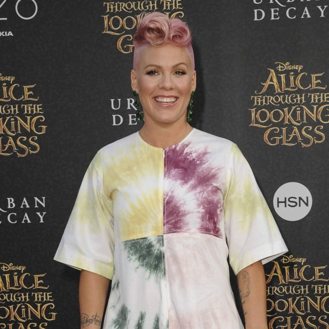 Singer Pink Reveals She's Raising Her Daughter Willow As Gender Neutral