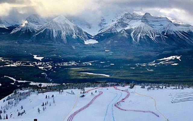 German skier dies after crashing during NorAm race at Lake Louise
