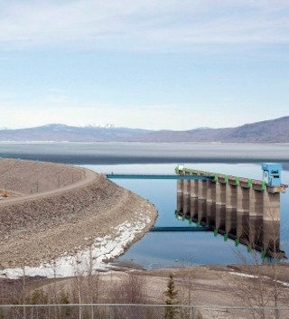 British Columbia Premier John Horgan gives Site C hydroelectric dam the go-ahead..