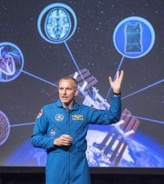 After a five-year lull, a Canadian astronaut will finally head back into space, with David Saint-Jacques scheduled to blast off for a long-term visit to the International Space Station in November 2018.