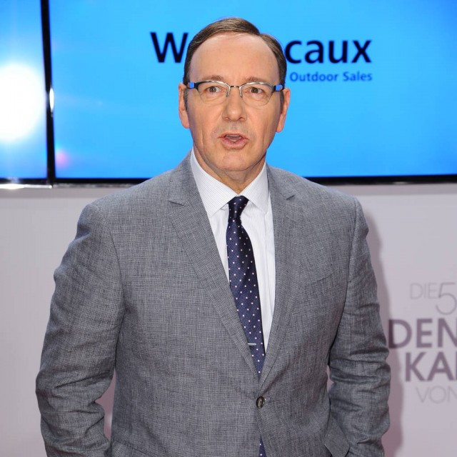 Former Royal Accuses Kevin Spacey Of Groping Him