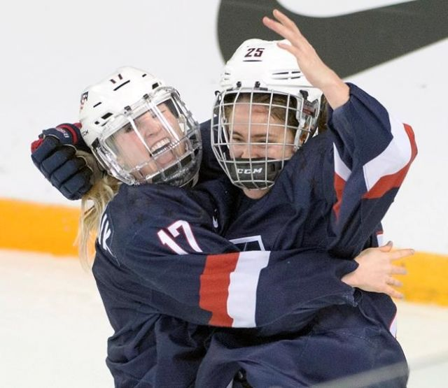 USA Hockey, Women's Team Avoid Boycott With 4-Year Deal