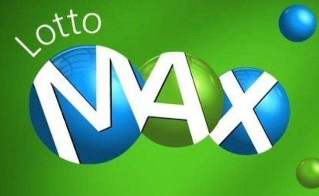 Winning ticket for Friday's $25 million Lotto Max jackpot in BC
