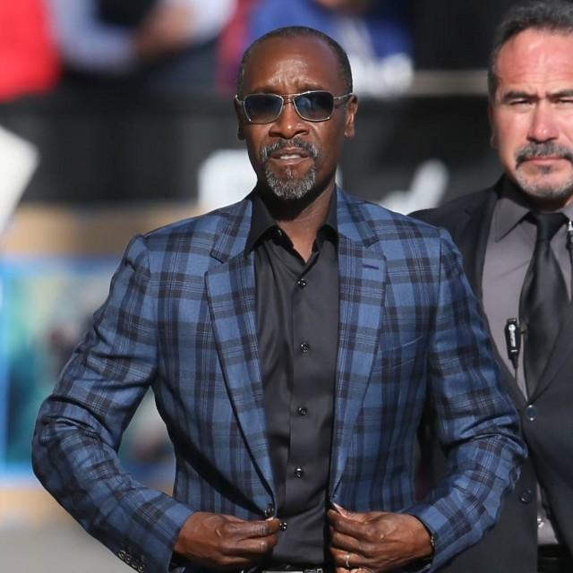 Don Cheadle claims Trump used the N-word on the golf course