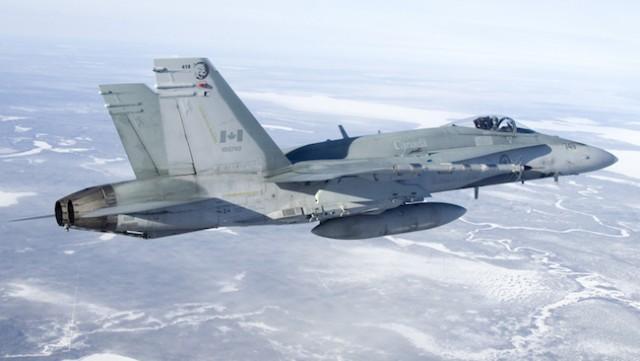 Canadian jets scrambled - Canada News - Castanet net
