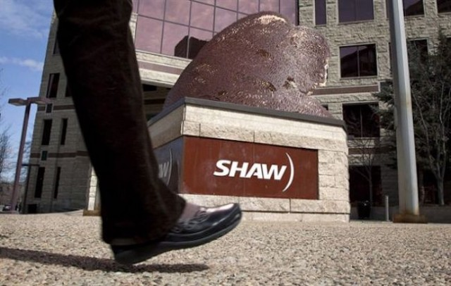 Shaw Communications +5.1% as earnings show wireless strength
