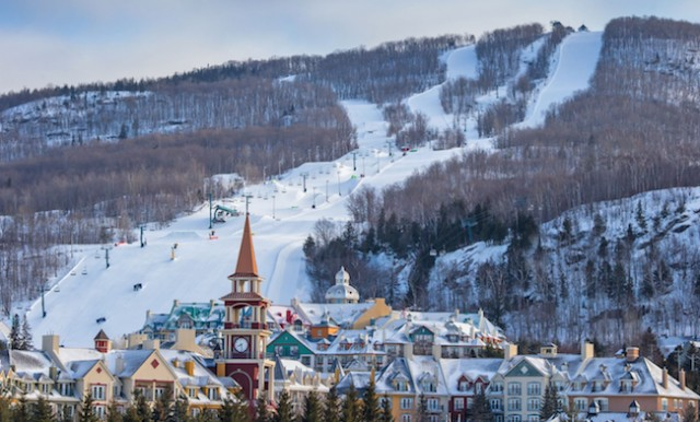 Ski-park operator Intrawest to go private in $944 million deal