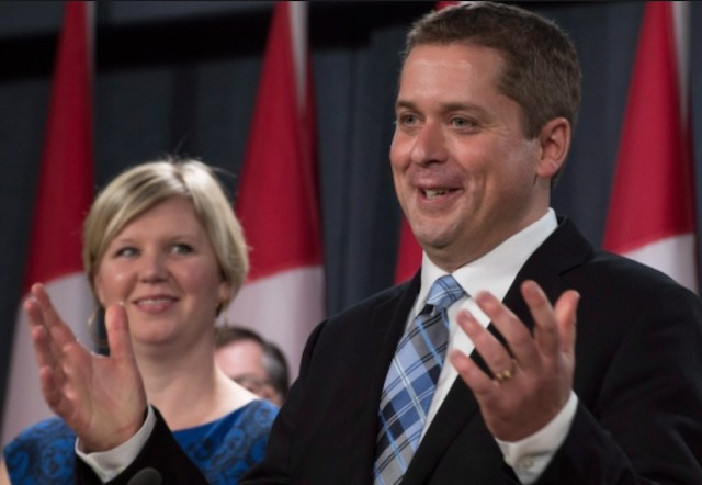 Conservatives pick new federal leader today