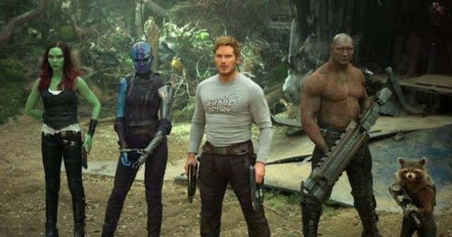 'Guardians Of The Galaxy Vol. 2' Wins The Weekend The Box Office