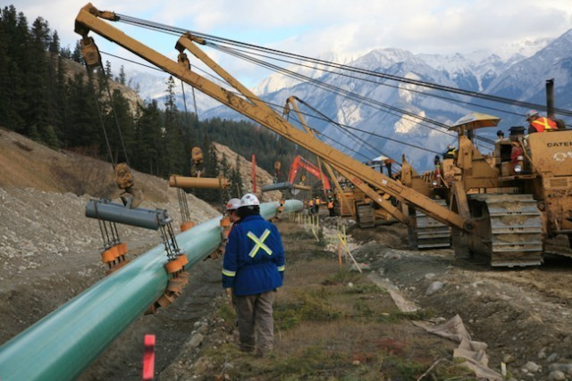 Kinder Morgan announces final investment decision on Trans Mountain pipeline