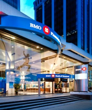 The Bank of Montreal grew its second-quarter net income by 28 per cent and boosted its quarterly dividend.