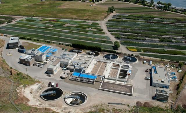 Water advisory upgraded west kelowna news - Swimming pool water treatment plant ...