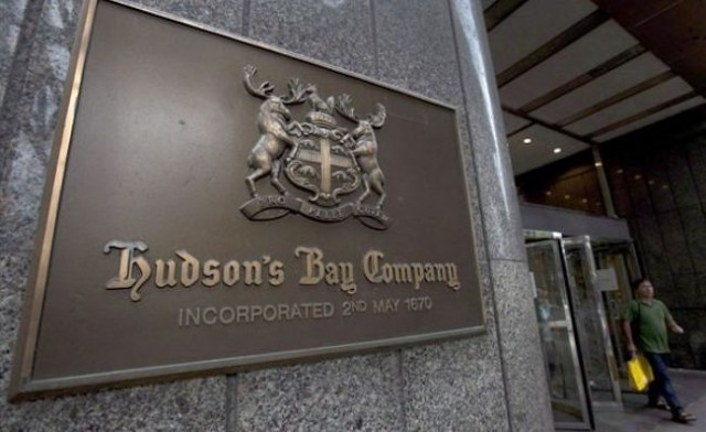 Hudson's Bay Co (HBC) Releases Earnings Results, Misses Estimates By $0.49 EPS