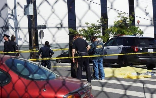 Shooting At UPS Facility In SF Leaves 4 Dead, Including Shooter