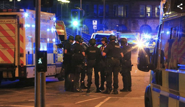 Police find 'significant' vehicle in Manchester bomb probe as residents evacuated