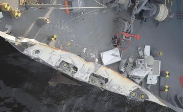 Fil-Am sailor among 7 killed in United States destroyer collision
