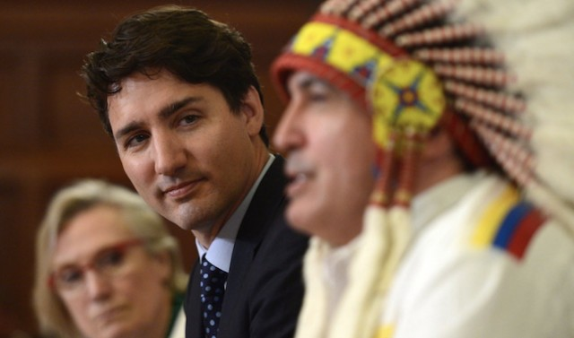 Trudeau to change name of National Aboriginal Day