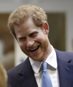 Britain's Prince Harry has suggested that no one in the royal family really wishes to rise to the throne.