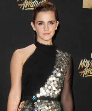 Emma Watson has hidden copies of author Margaret Atwood's The Handmaid's Tale around Paris for lucky readers to find.