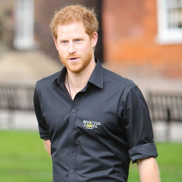 I wanted out of the royal family: Prince Harry