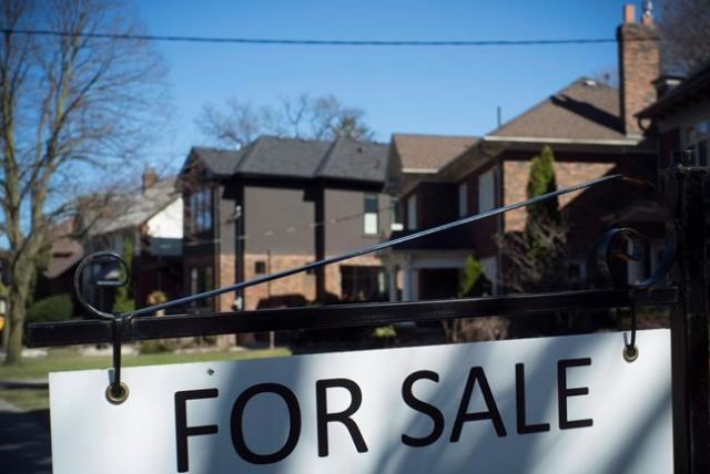 Canada Existing Home Sales Fall in June