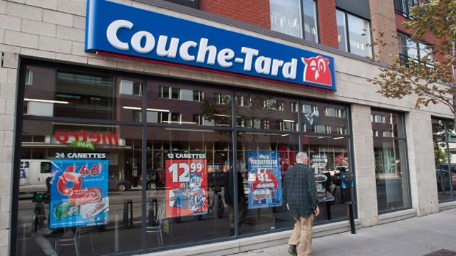 Couche-Tard Acquiring Holiday Stationstores Inc