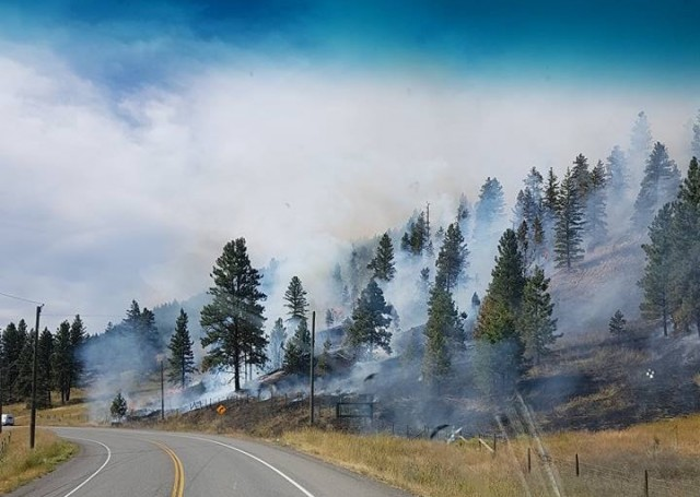 Wildfire fighting costs hit $154 million