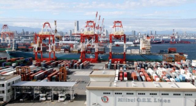 Japan Has Y439.907 Billion Trade Surplus