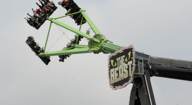 PNE temporarily closes 'The Beast' out of an abundance of caution