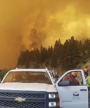 As wildfires continue to burn across the province, the BC Wildfire Service says we don�t need any more human-caused fires.