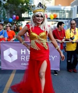 Calgary Pride says it's encouraging police officers to take part in its annual parade in September - under some conditions.