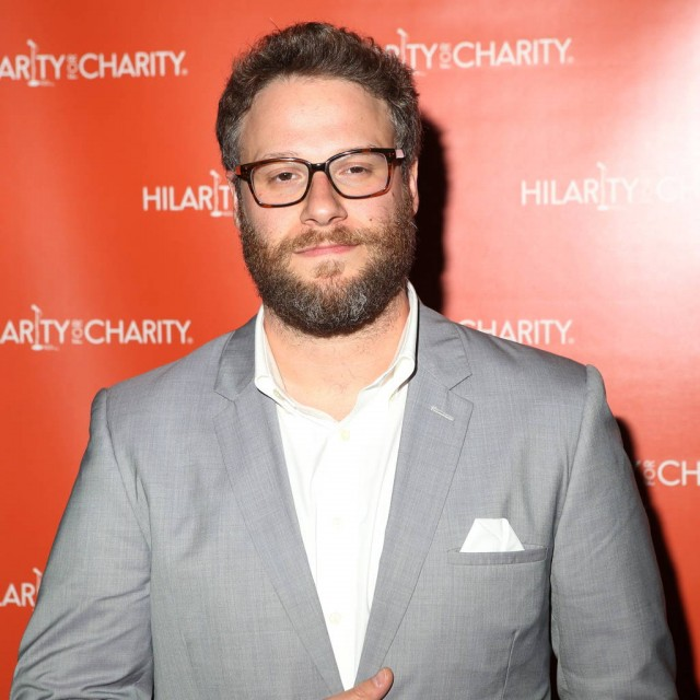 Seth Rogen can't believe his mum tweeted about her sex life