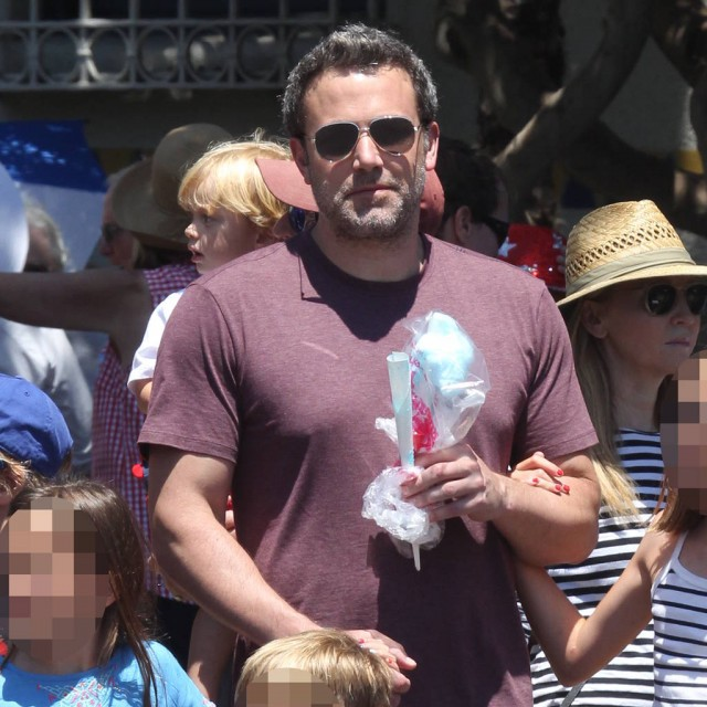 Ben Affleck steps out with a new woman