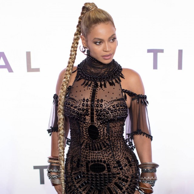 Beyoncé Finally Shares Photo of the Carter Twins