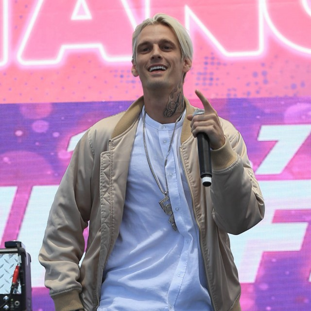 Aaron Carter Arrested for DUI and Marijuana Possession in Ga
