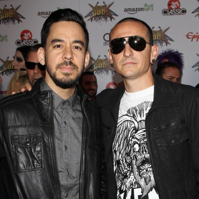 Footage shows Linkin Park's last gig — Chester Bennington dead