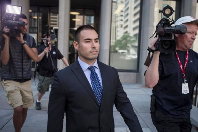 Toronto police officers acquitted of raping colleague in hotel