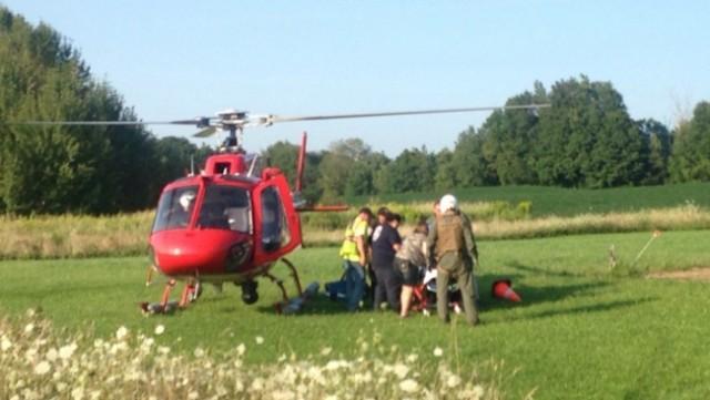 Two hikers dead, one hospitalized in Zoar Valley