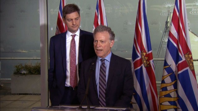BC to fight pipeline in court