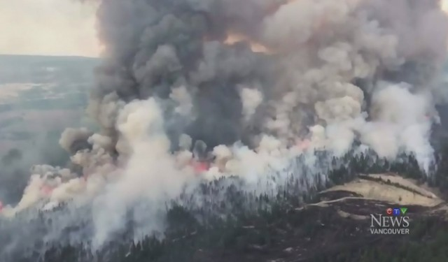 More worldwide help on its way to fight wildfires