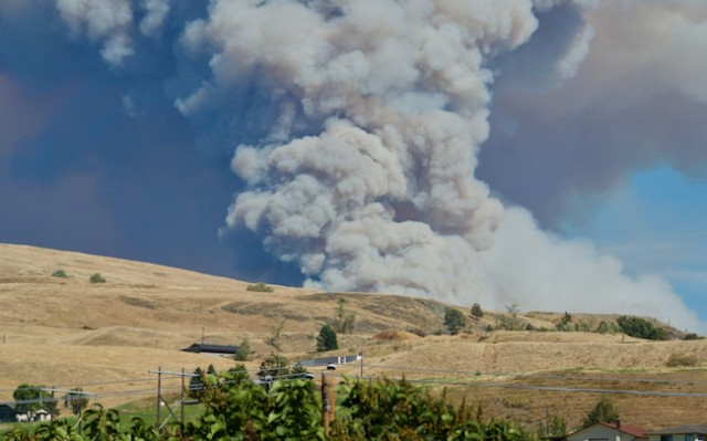 Hundreds allowed home after evacuation order lifted near Kelowna