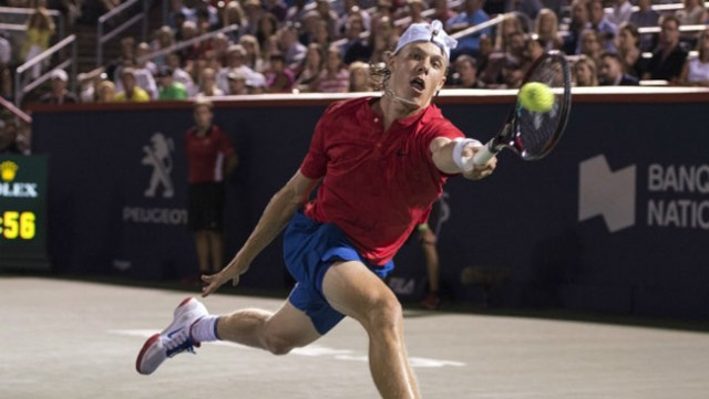 Rafael Nadal Stunned by 18-Year-Old Denis Shapovalov at Rogers Cup