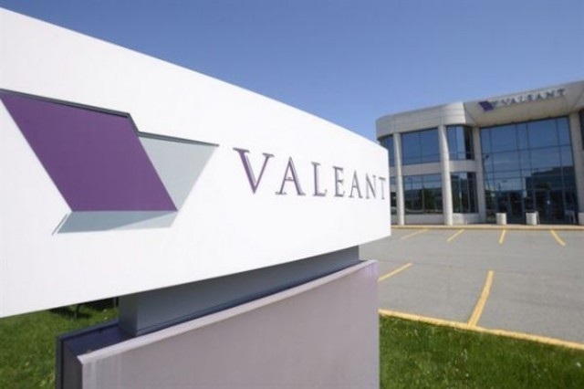 Valeant Pharmaceuticals Interna (NYSE:VRX) Experiences Lighter than Average Trading Volume