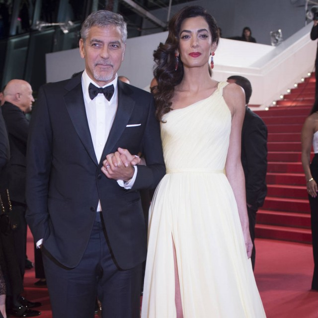 Busy New Parents George and Amal Clooney Unveil New Humanitarian Project