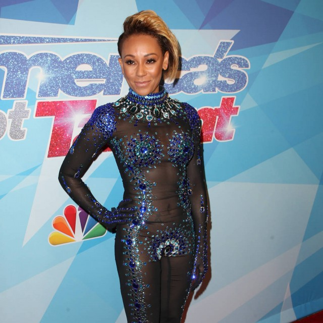 Mel B's Bodysuit From 'America's Got Talent' Leaves Little To The Imagination