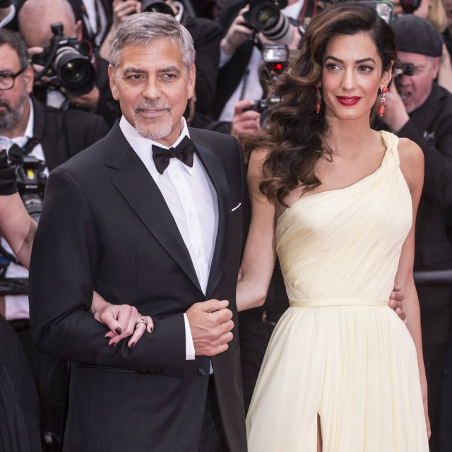 George and Amal Clooney donate $1M to fight hate groups