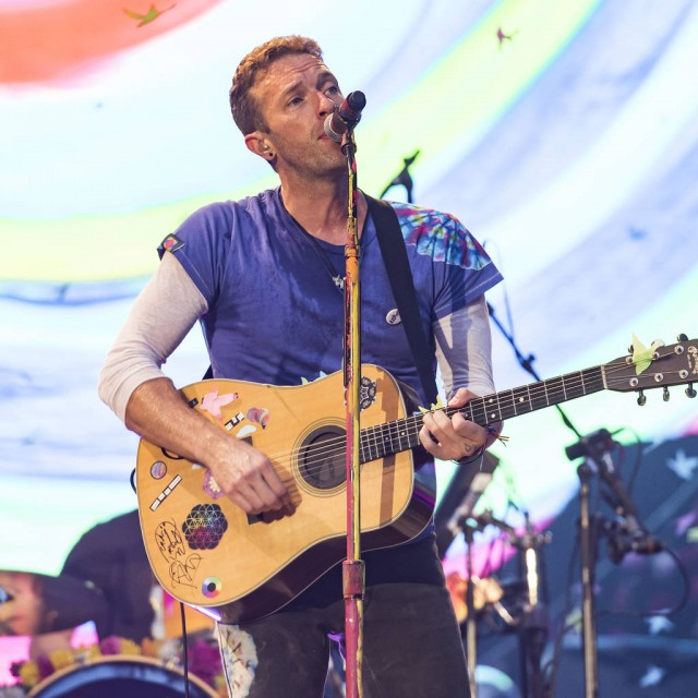 Coldplay Debuts New Song to Honor Houston in Wake of Hurricane Harvey