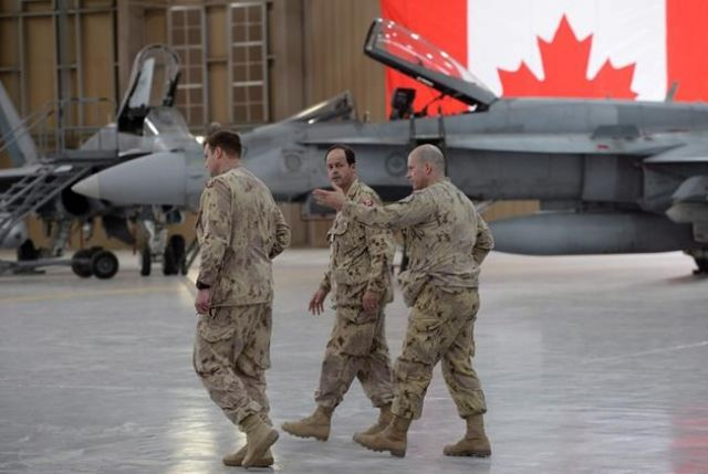 Canada Eyes Second-hand Australian Fighter Jets Instead of Boeing Super Hornets