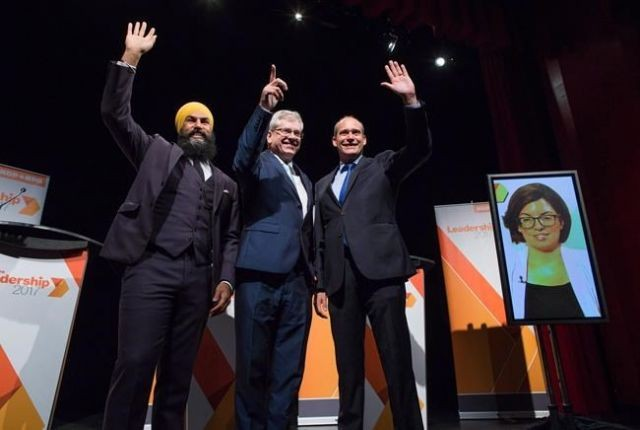 New Federal NDP Leader