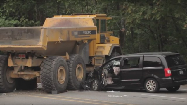 Two dead in multi-vehicle collision in Coquitlam